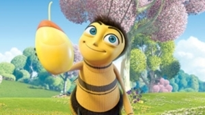 The Bee Movie (DreamWorks) has an important message about bees and their connection to the entire food chain